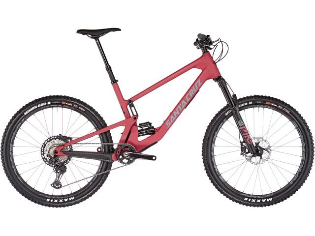 Santa Cruz 5010 4 C XT-Kit, rojo